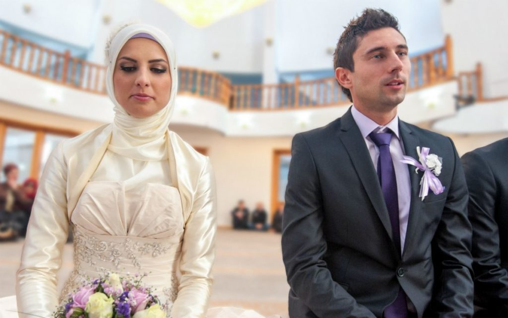 Можно ли мусульманке выходить замуж за христианина?